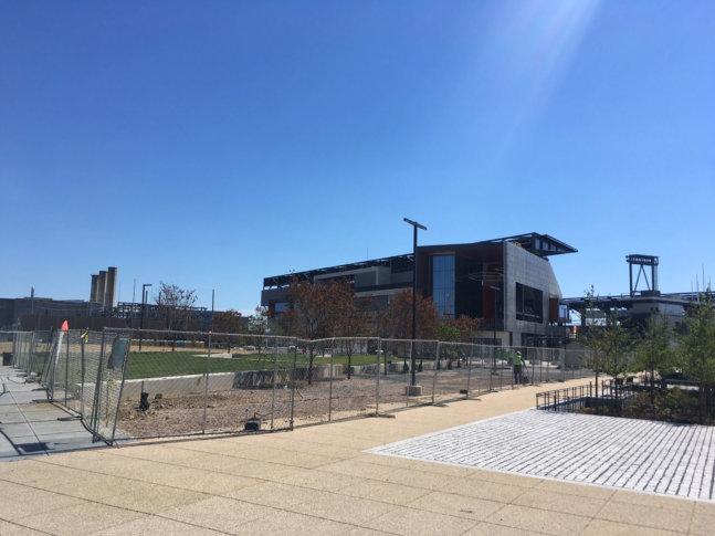 Stadium Ticket Concerns Damper Excitement Of Audi Field Opening Day - Plaza audi