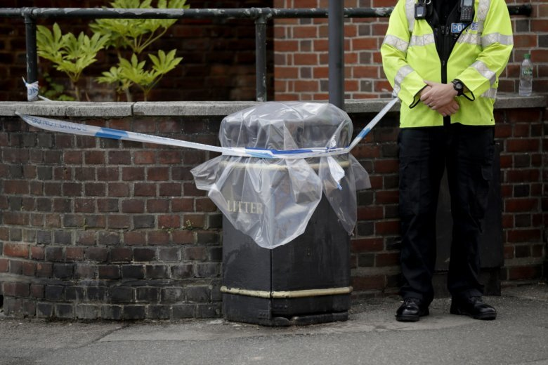 United Kingdom  mother poisoned with nerve agent Novichok dies