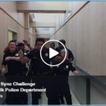 WATCH: Video of lip-syncing police officers gets million of