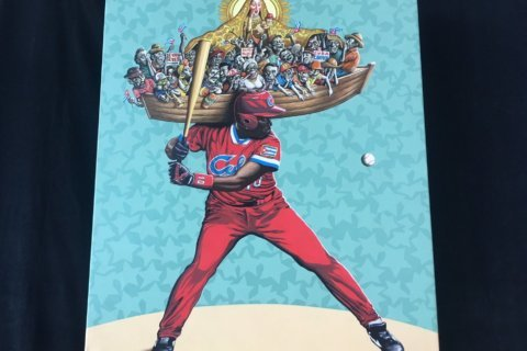 Baseball fans can enjoy 'Cuban Slugger' at Arena Stage