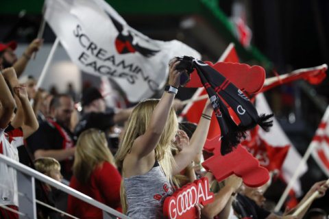DC United and it feels so good: Team strikes deal to unite fan groups