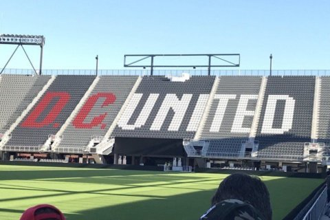 Amarikwa scores late, DC United ties Revolution 2-2