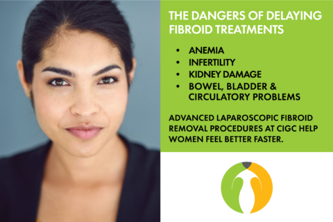 Anemia, infertility, and other risks of delaying fibroid treatment