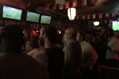 DC viewers gripped by England vs. Croatia semifinal match