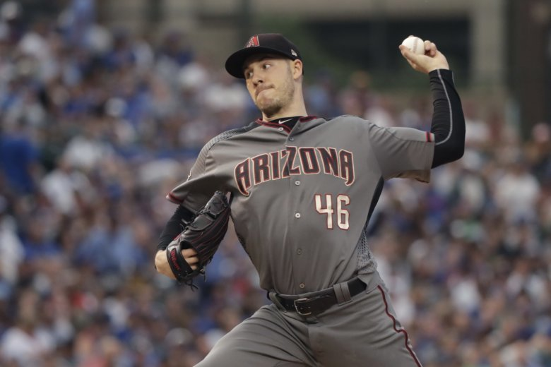 Nationals To Sign Patrick Corbin