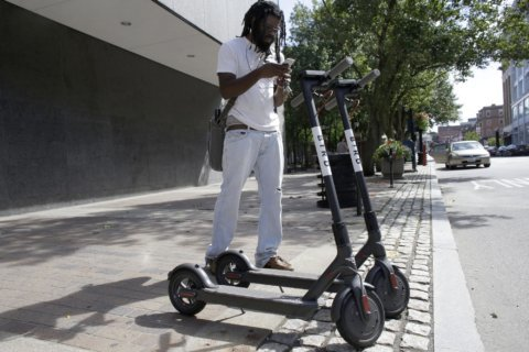 Virginia city impounds 400 unsanctioned dockless scooters