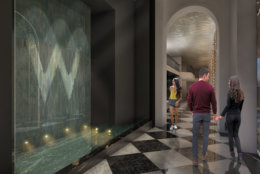 The renovations will be completed in 2019. (Credit: Marriott International)