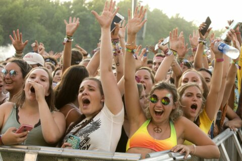 Firefly Music Festival requires vaccine or negative COVID-19 test