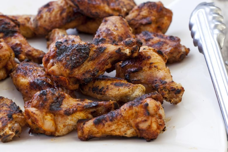 America S Test Kitchen Grilled Chicken Wings