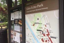 """Glen Echo is one of Montgomery County's crown jewels,"" said county Executive Ike Leggett. (WTOP/Kristi King)"