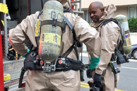 Section of Wisconsin Ave. in DC reopened after hazmat situation