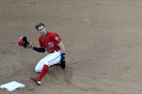 Trying to make sense of Bryce Harper and the Nationals