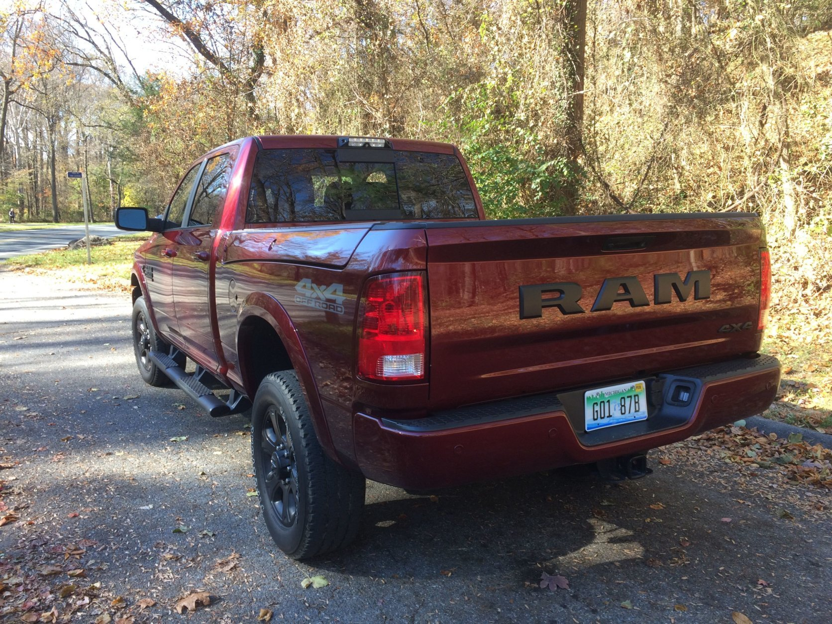 Ram 2500 Big Horn A Heavy Duty Pickup That S Ready To Work Wtop