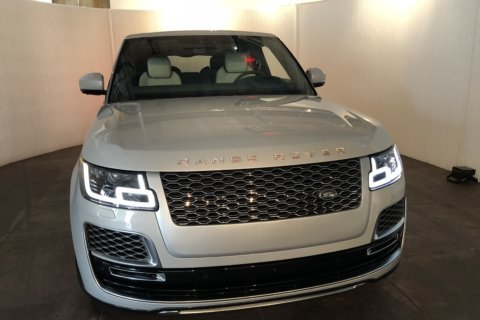 Lucky few can ride Range Rover SV Coupe in custom-picked style