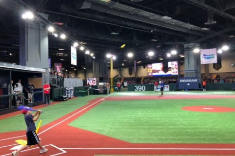 As All-Star Week opens, FanFest gives DC a closeup look at the game