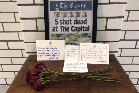 Accused Capital Gazette shooter indicted on 23 counts of murder, assault