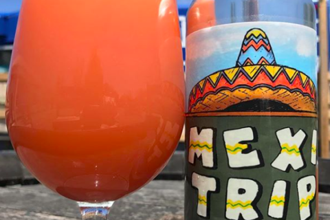 Beer of the Week: Burley Oak Mexi Trip Sour Ale