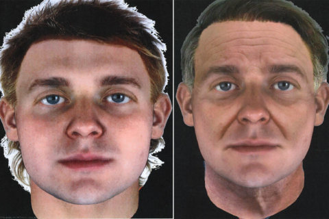 Police release sketch based on suspect's DNA in rape and murder cold cases