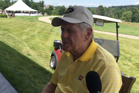 Jack Nicklaus touts signature course at Creighton Farms Invitational