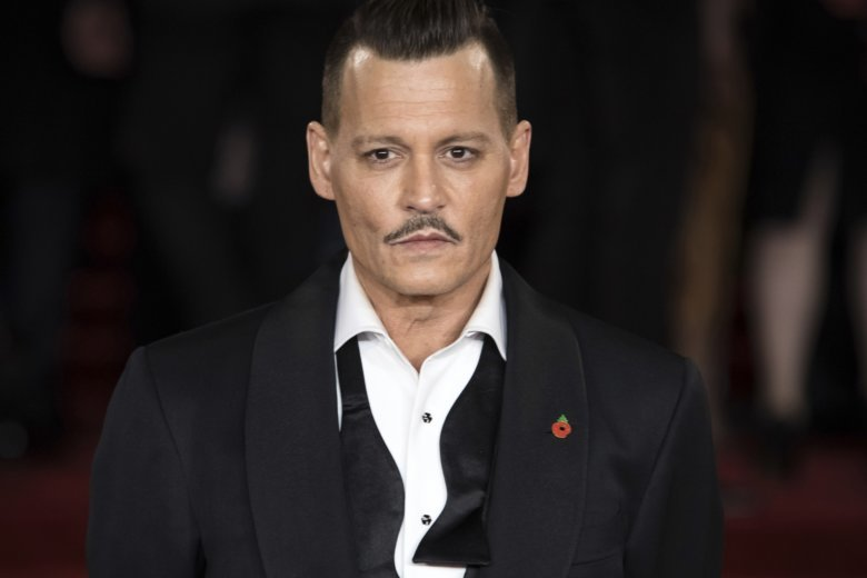 Johnny Depp sued for 'punching' crew member on Biggie Smalls film