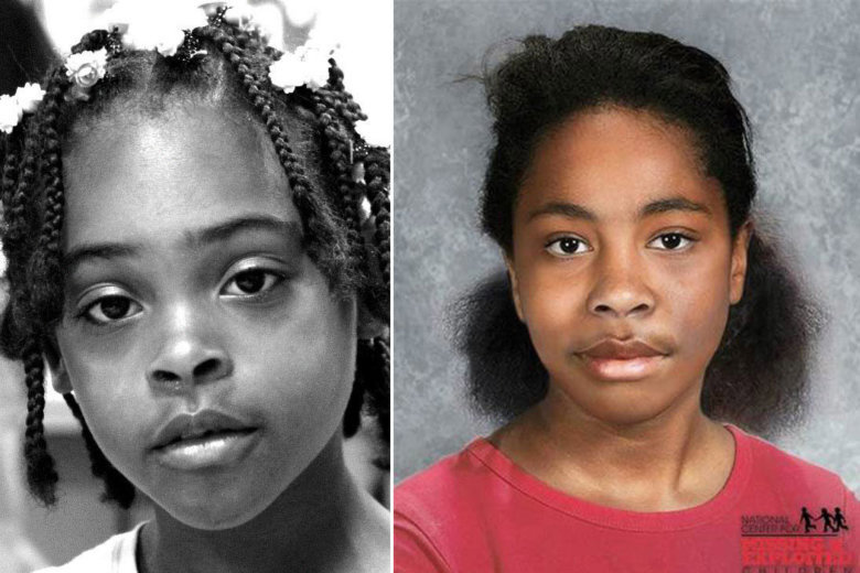 A Photo Of What Missing Girl Relisha Rudd May Look Like Wtop
