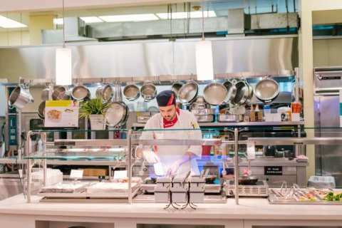 Food services company Sodexo has 500 jobs to fill in the DC area