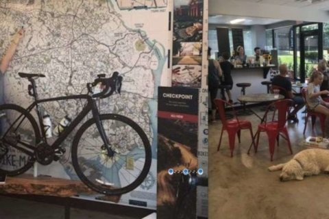 New Bike Lane location offers beer, coffee and bikes