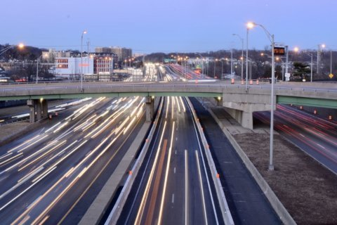 Weekend work zones planned for I-395