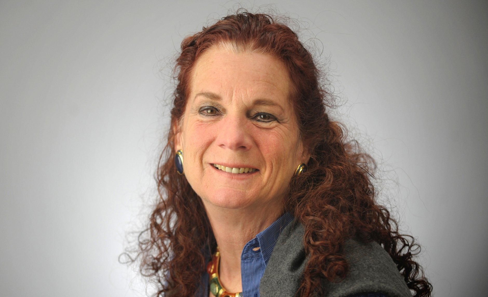 FILE - In this undated photo shows Wendi Winters, reporter for the Capital Gazette. Witnesses say Winters counter-charged the gunman, wielding a trash can and a recycling bin, shouting at him to stop. (The Baltimore Sun via AP)