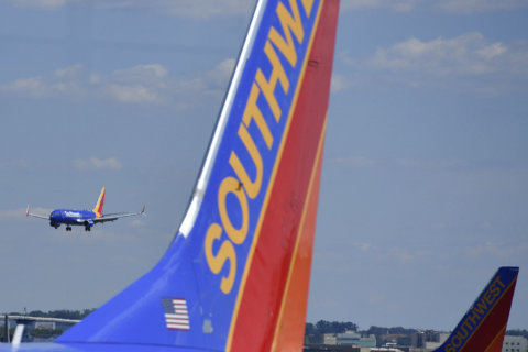 Southwest adds flights at Reagan National, free movies