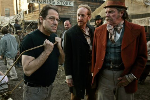 'Deadwood' movie begins shooting, 12 years after series ended on HBO