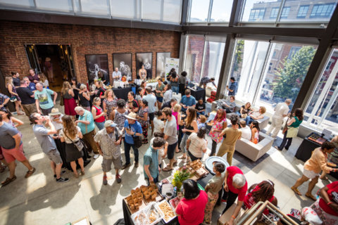 Taste of Studio celebrates theater, food and 14th Street community