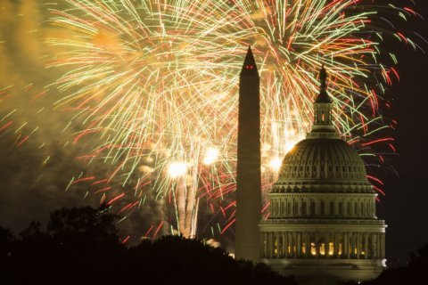 'A Capitol Fourth' will go on separately from Trump's planned July 4 celebration