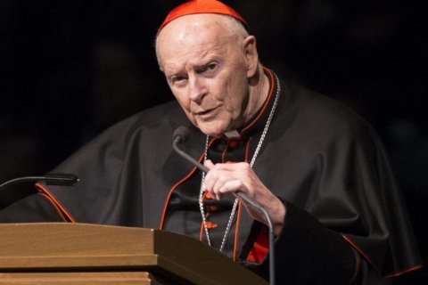 EXCLUSIVE: Cardinal Wuerl calls McCarrick's resignation 'big step forward'