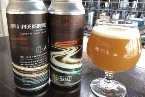 Beer of the Week: Bluejacket Going Underground DIPA