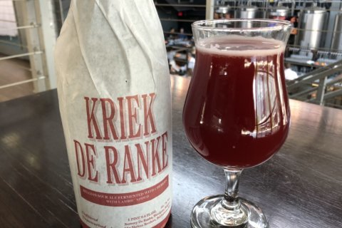 Beer of the Week:  De Ranke Kriek De Ranke