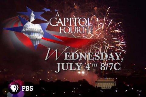 'A Capitol Fourth' presents Beach Boys, Jimmy Buffett, Temptations in DC