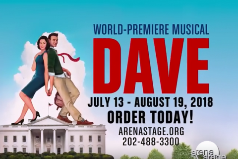 Q&A: 'Dave: The Musical' makes its exciting world premiere at Arena Stage