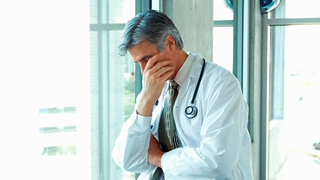 Doctor burnout, depression can lead to major medical errors