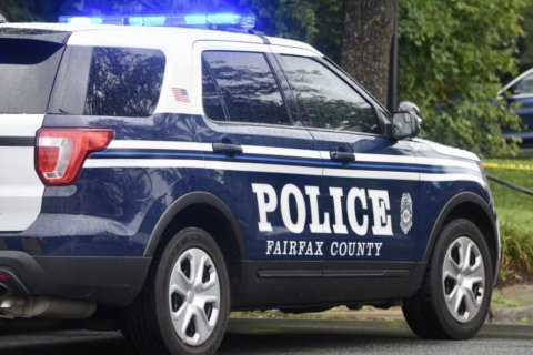 Police ID man found dead near wrecked motorcycle in Fairfax County