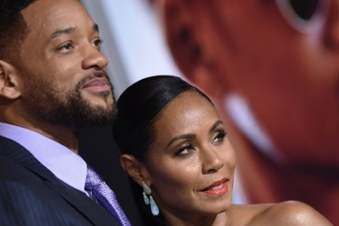 """Will Smith explains why he and wife Jada Pinkett Smith don't say they're """"married"""" anymore"""
