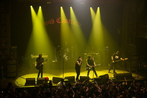 Good Charlotte among bands to play at benefit concert for Capital Gazette families