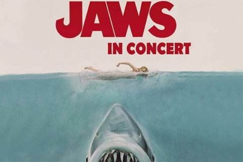 NSO presents 'Jaws' live at Wolf Trap