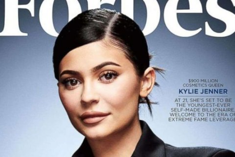 Kylie Jenner on her way to being the youngest self-made billionaire, Forbes says