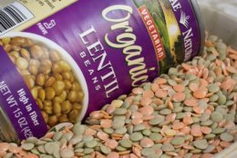 With lentils finding their way into more and more recipes in major food magazines producers of the legume are working to capitalize on this interest by getting consumers to use them in different and less traditional ways. (AP Photo/Larry Crowe)