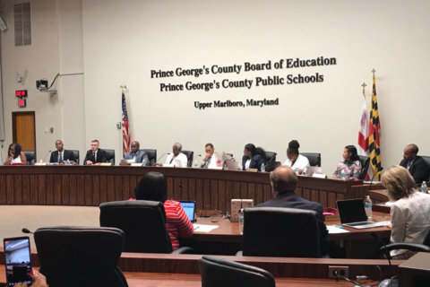 Prince George's Co. school board chairman charged with assaulting panel member