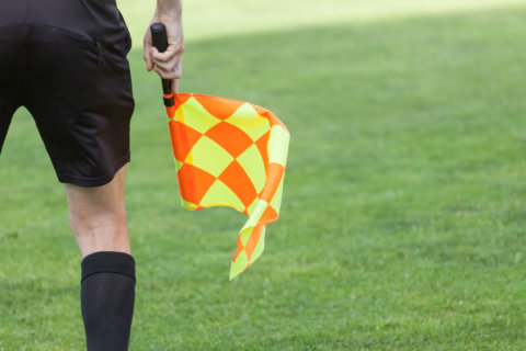 Youth sports referee wants to stop parents' bad behavior at kids' games