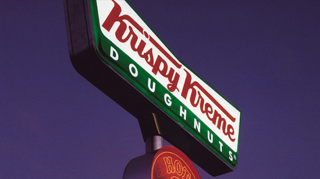 Krispy Kreme is offering a free coffee of any size for National Coffee Day.  (Courtesy Krispy Kreme Doughnuts)