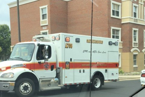 4 taken to hospital after stabbing incident in a Gaithersburg hotel