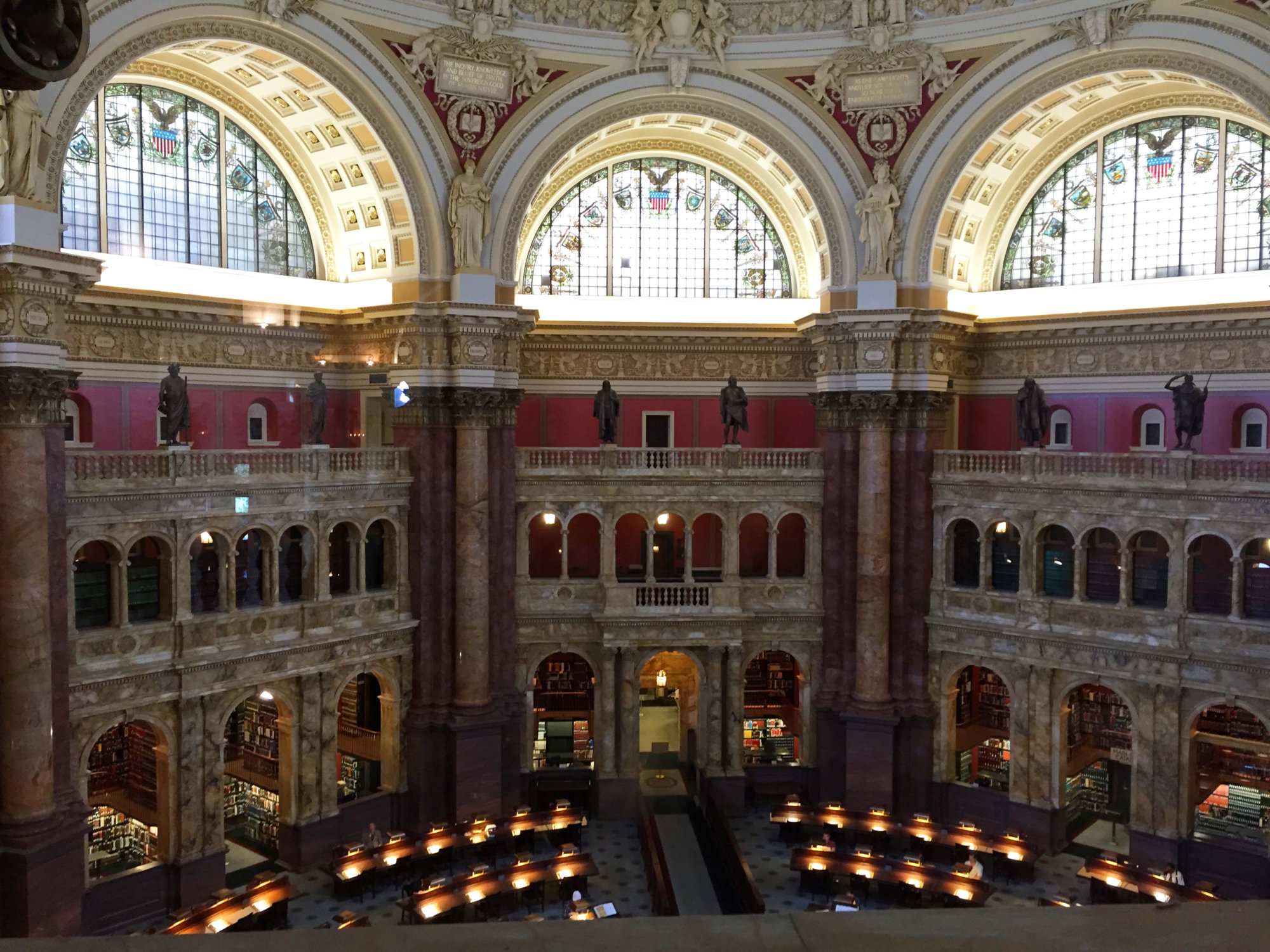 Accenture Wins Library Of Congress Data Center Contract
